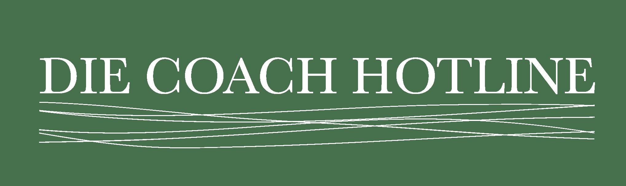 Die Coach Hotline
